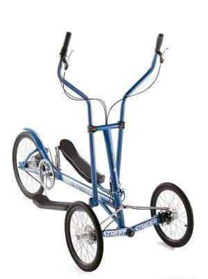 Street Strider 7i indoor outdoor elliptical for Sale in Jonesborough, TN
