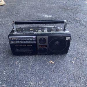 Panasonic Radio for Sale in Falls Church, VA