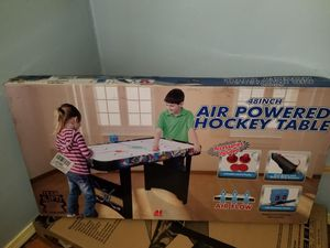 Air Powered Hockey Table for Sale in New Britain, CT
