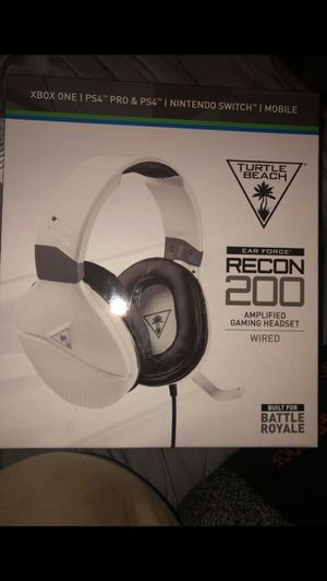 Turtle beach headset for Sale in March Air Reserve Base, CA