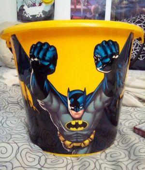 Batman Jumbo Bucket for Sale in Fresno, CA