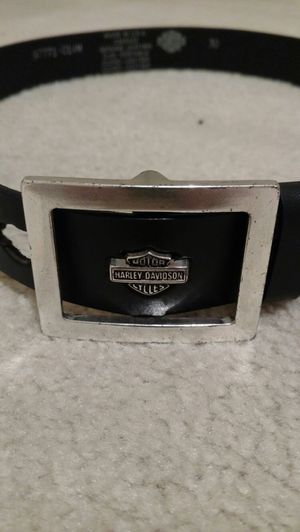 Harley Davidson Belt for Sale in Gambrills, MD