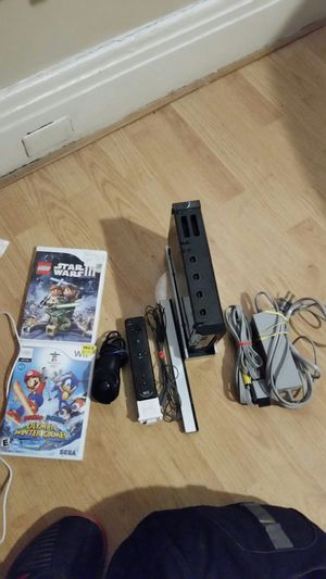 Nintendo Wii Bundle for Sale in White Hall, WV