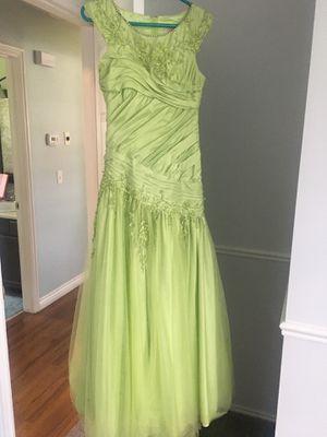 Green formal dress for Sale in Bingham Canyon, UT