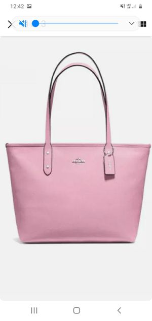 Michael Kors pink tote for Sale in Lexington, SC