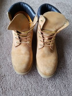 Timberland boots very clean for Sale in North Caldwell, NJ