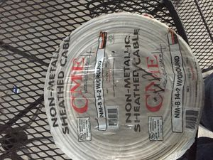 Non-metallic sheathed cable for Sale in Austin, TX