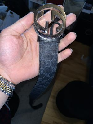 GG Supreme belt with G buckle for Sale in Coon Rapids, MN
