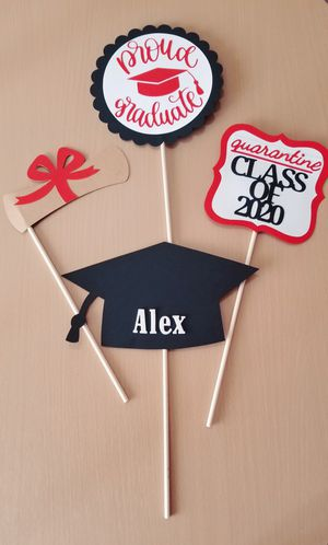 Graduation Photo Props for Sale in Chula Vista, CA