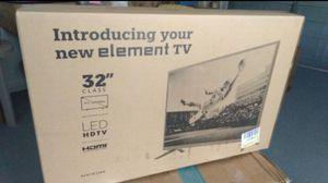 """Element Tv 32"""" inch Television remote 3 HDMI USB VGA monitor BRAND NIB Televisor for Sale in Brandon, FL"""
