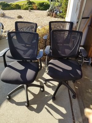 Office chairs. Excellent condition for Sale in Concord, CA