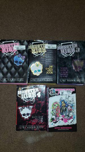 Monster High Novels for Sale in Richmond, VA