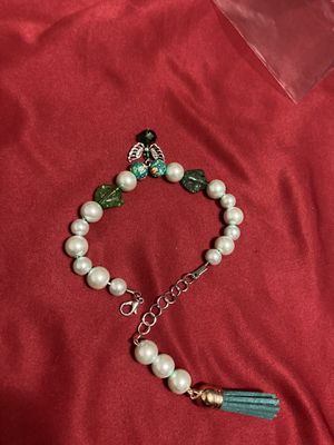 Green themed bracelet for Sale in Silver Spring, MD
