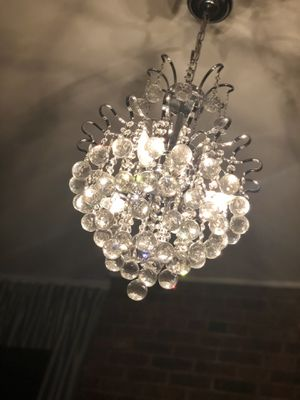 Crystal chandelier for Sale in New York, NY