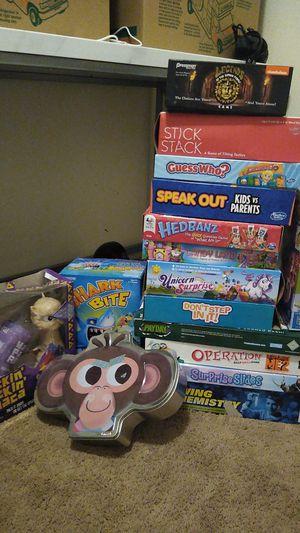 Games for children for Sale in Riverside, CA