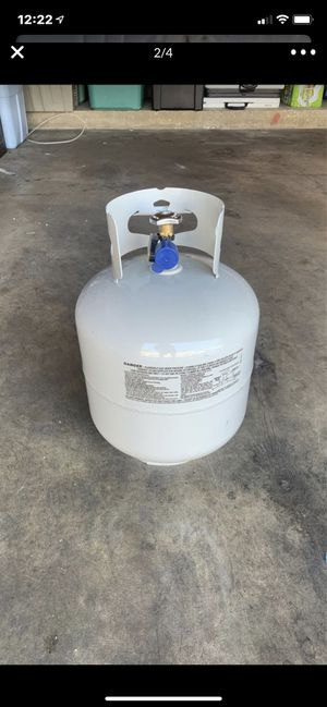 Propane tank new and full for Sale in Placentia, CA