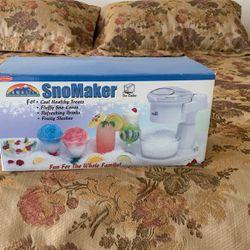 Snow Cone Maker for Sale in Manassas,  VA