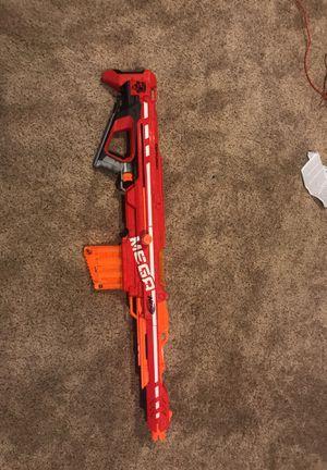 Nerf gun blaster, sniper, red for Sale in Austin, TX