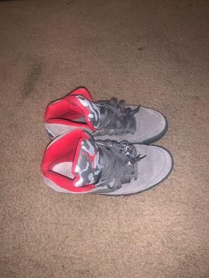 Jordan 5s best price size 8.5 for Sale in Chesapeake, VA