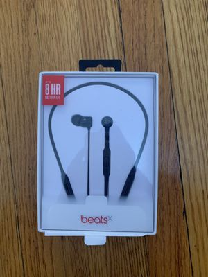 Dre Beats X Wireless Headphones for Sale in Holyoke, MA