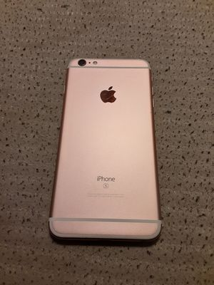 Unlocked iPhone 6S Plus 128GB for Sale in Anderson, SC