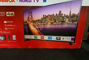 "Brand New Magnavox 55"" 4K TV! Open box w/ Warranty CKB for Sale in Whittier, CA"