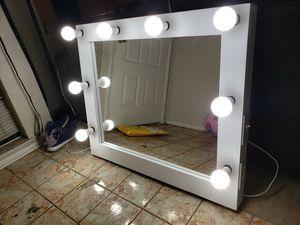 New.! 26x30. Makeup vanity mirror. Sale! for Sale in Riverside, CA