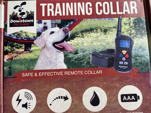 Remote Training Collar for Dogs for Sale in Dillsburg, PA