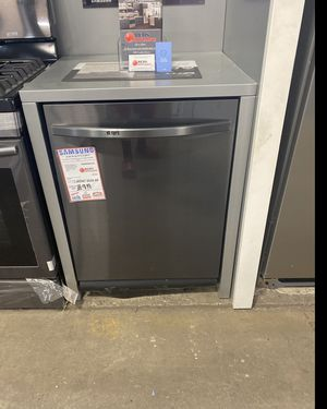 Samsung black stainless steel dishwasher #919 for Sale in South Farmingdale, NY