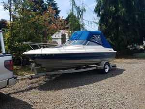 20' Maxum with trailer for Sale in Hillsboro, OR