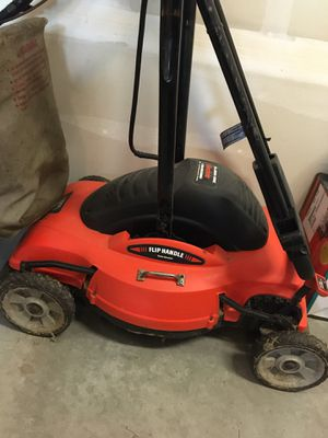 "Black & Decker MM575 ""Lawn Hog"" Mower/Mulched for Sale in Federal Way, WA"