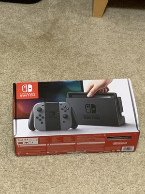 Nintendo Switch with games and accessories. for Sale in Jefferson, GA