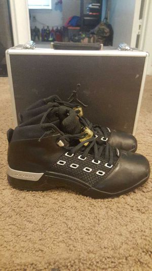 Jordan 17 size 10 and 1/2 for Sale in Hyattsville, MD