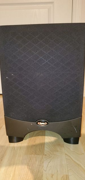 Klipsch RW-8 120V Powered Home Theater Subwoofer for Sale in Celebration, FL