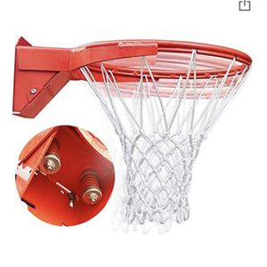 Basketball Hoop - Heavy Duty Dual Spring for Sale in Bakersfield, CA