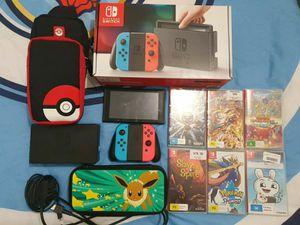 Nintendo Switched Bundle for Sale in Hawks, MI