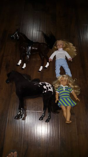 American Girl Doll with Horse for Sale in Oakley, CA