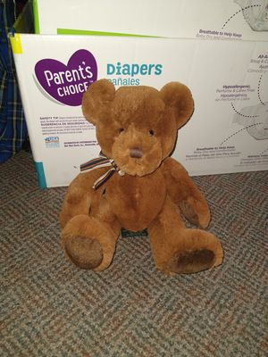 Russ Berrie WESTIN Teddy Bear Copper Brown Plush Retired Stuffed Animal Toy for Sale in CARNES CROSSROADS, SC