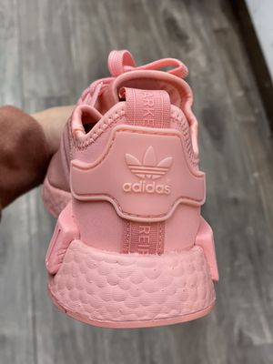 Adidas NMD r1 women and kids 🙏☝️😊🔥🔥🔥🔥🔥 for Sale in Garden Grove, CA