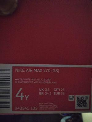 Air Max 270 brand new for Sale in Milwaukee, WI