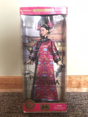 Princess of China Barbie for Sale in Hastings, MN