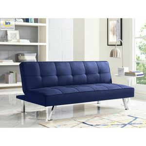 Expresso futon leather for Sale in Los Angeles, CA