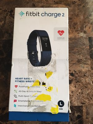 Fitbit charge 2 size L for Sale in Los Angeles, CA