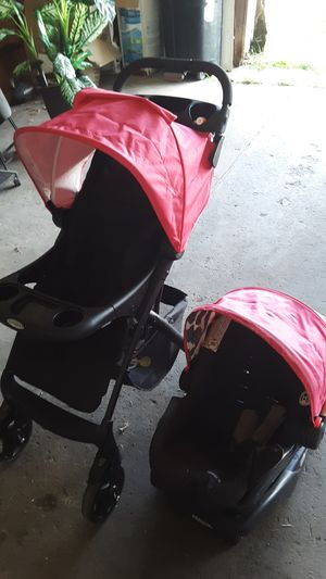 GRACO- STOLLER, CAR SEAT & BASE for Sale in Marysville, OH