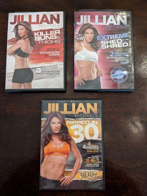 Jillian Michaels DVD for Sale in Alexandria, VA