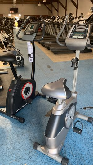 Proform & Health Rider Upright Bikes! Unreal prices! $149 each for Sale in Los Angeles, CA