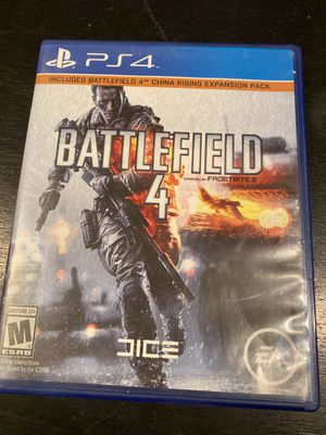 Battlefield 4 for PS4 for Sale in Wichita, KS