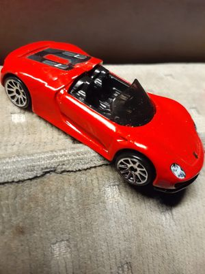 HOTWHEELS RED ON RED SET OF TWO for Sale in San Diego, CA