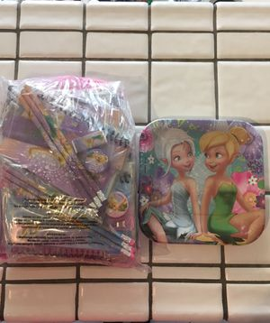 Tinkerbell Party Favors and Cake Plates for Sale in Encinitas, CA