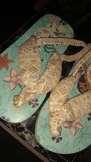 Moana sandles for Sale in Pomona, CA